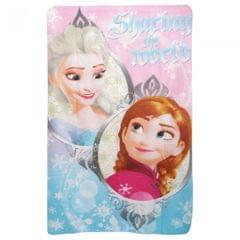 Disney Frozen Mädchen Sharing The World Fleecedecke