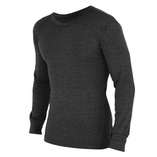 FLOSO Herren Thermo-Unterhemd / T-Shirt, Langarm
