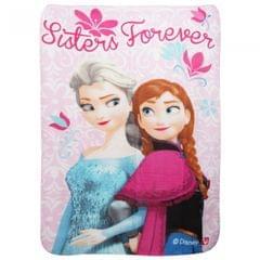 Disney Frozen Kinder / Mädchen Sisters Forever Fleecedecke