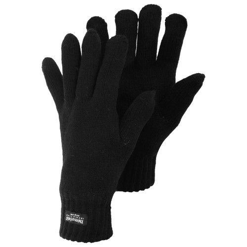 Heatguard Herren Thermo Strick Handschuhe