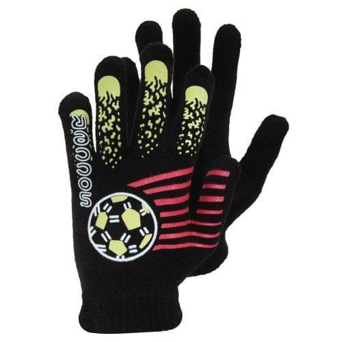 Magic Gloves, Winter Handschuhe für Jungs mit Gummi Aufdruck