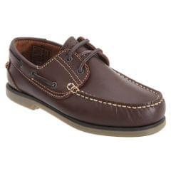 Dek Jungen Boot Schuhe im Mokassin Design