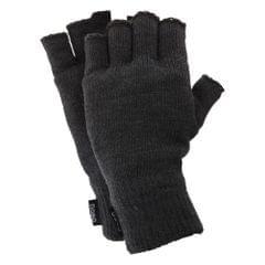 FLOSO Halbfinger Herren Thermo Handschuhe(3M 40g)