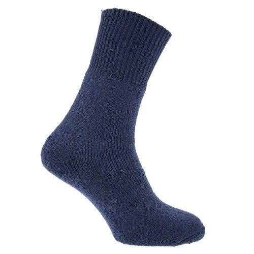 Herren Thermo-Socken mit Wollanteil, 1 Paar