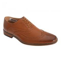 Goor Jungen Brogue Oxford Schuhe