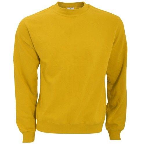 B&C Sweatshirt mit Rundhalsausschnitt