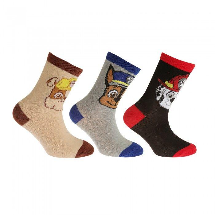 Paw Patrol Kinder Socken (3 Paar)
