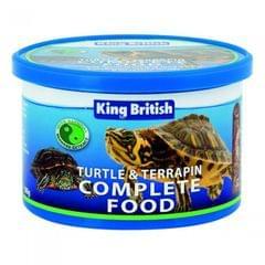 King British Komplettfutter für Wasserschildkröten