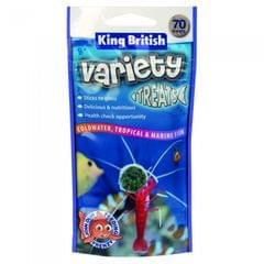 King British Variety Fisch Leckerbissen