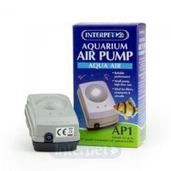 Interpet Aquarium Luftpumpe AP1