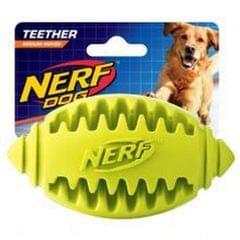 Nerf Teether American Football Hundespielzeug