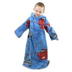 Jungen Disnez Cars 2 Kuschel Decke mit Ärmeln