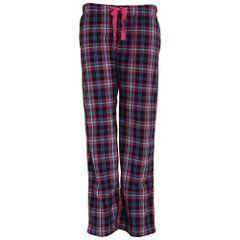 Forever Dreaming Damen Pyjama-Hose mit Schottenkaro