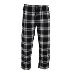 Buccini Herren Flannell-Schlafanzughose