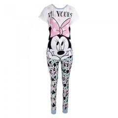 Disney Damen  I'm Yours Minni Maus  Baumwolle Pyjama