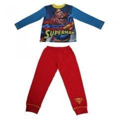 Superman Kinder Hero Schlafanzug