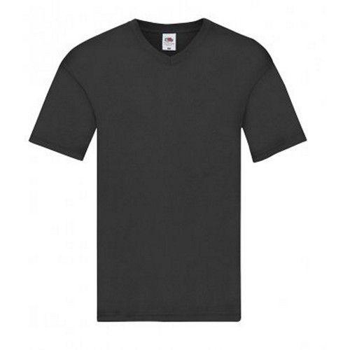 Fruit Of The Loom Original Original V Ausschnitt T-Shirt