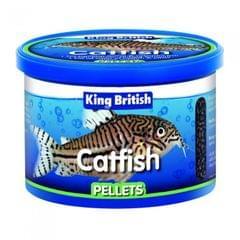 King British Granulat futter für Katzenfische