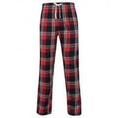 Skinnifit Mens Tartan Schlafanzug Hose