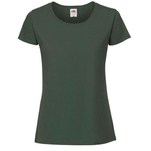 Fruit Of The Loom Damen Ringspun Premium T-Shirt
