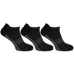 Redtag Damen Sneaker-Socken mit griffiger Sohle, 3 Paar
