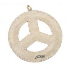 Caldex Tough Buddy Leder Ring Spielzeug
