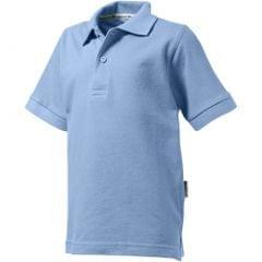 Slazenger Childrens/Kinder Kurzarm Polohemd