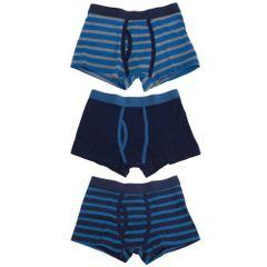 Tom Franks Jungen Unterhosen mit seiten Eingriff (3 Stück)
