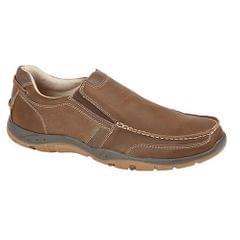 Route 21 Herren Schuhe mit Stretch-Einsatz
