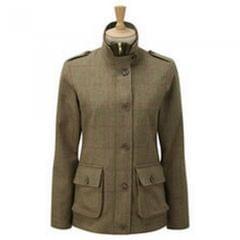 Caldene Damen Tweed-Jacke Kerry