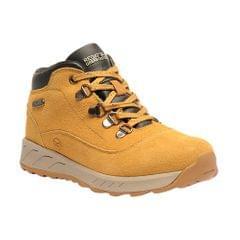 Regatta Grimshaw - Chaussures de randonnée en daim - Enfant
