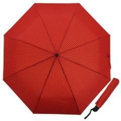 Parapluie pliant à rayures