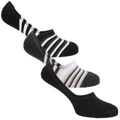 FLOSO - Socquettes (3 paires) - Homme