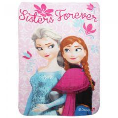 Disney La Reine des neiges - Couverture polaire Sisters Forever