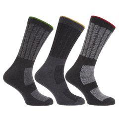 Chaussettes de travail grande taille EUR 45-49 (3 paires) - Homme