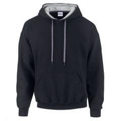 Sweatshirt à capuche Gildan pour homme