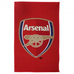 Arsenal - Tapis de sol à motif football - Enfant