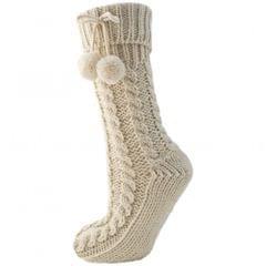 Chaussettes tricotées - Femme