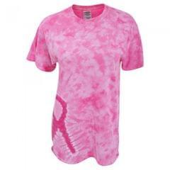 Tie-Dye - T-shirt à manches courtes - Femme