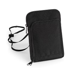 Bagbase - Portefeuille de voyage (compatible mini iPad, smartphone)