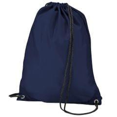 BagBase Budget - Sac de gym résistant à l'eau avec cordon de serrage (11 litres)