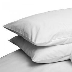 Riva Home White Cotton - Taies d'oreiller (lot de 2)