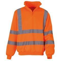 Yoko - Sweatshirt haute visibilité - Homme