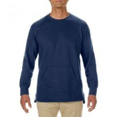Comfort Colors Herren French-Terry-Sweatshirt mit Tasche
