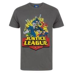 Justice League Herren Comic T-Shirt