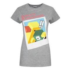 Crossy Road Damen Selfie T-Shirt