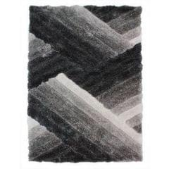 Flair Rugs Ascent Teppich mit Gittermuster