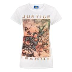 Justice League Damen T-Shirt