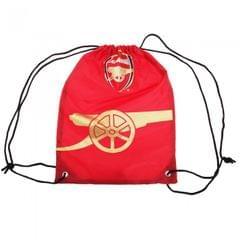 Turnbeutel / Sporttasche mit Arsenal FC Design