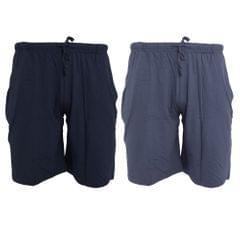 Tom Franks Jersey-Lounge-Shorts, 2er-Pack